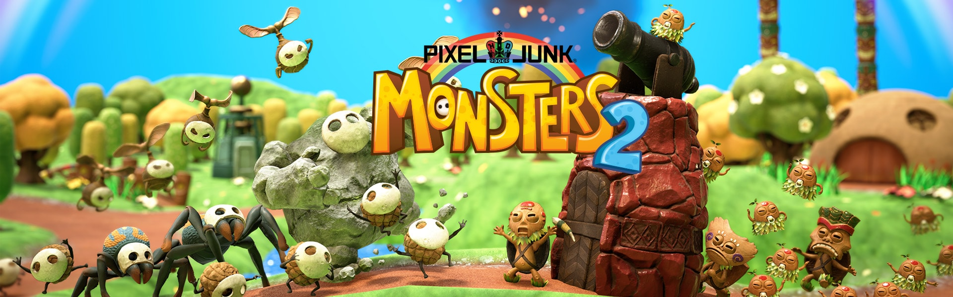 PixelJunk™ Monsters 2