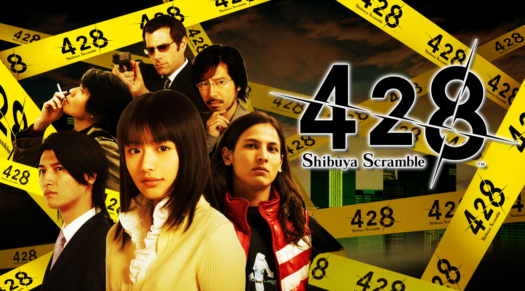 Download the 428: Shibuya Scramble Demo from PS Store!