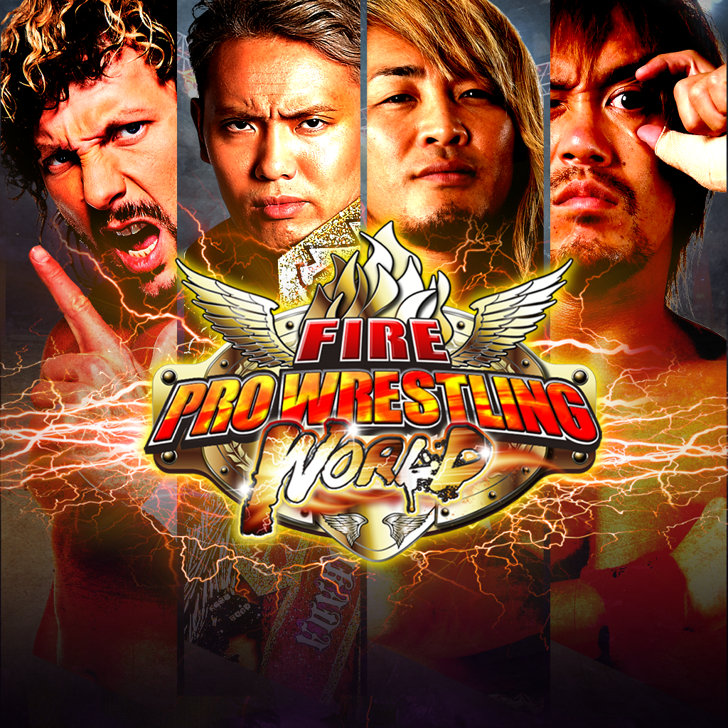 Image result for fire pro wrestling world
