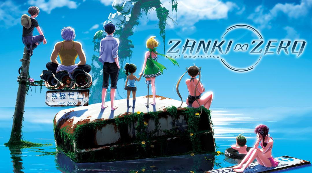 Hasil gambar untuk Zanki Zero: Last Beginning