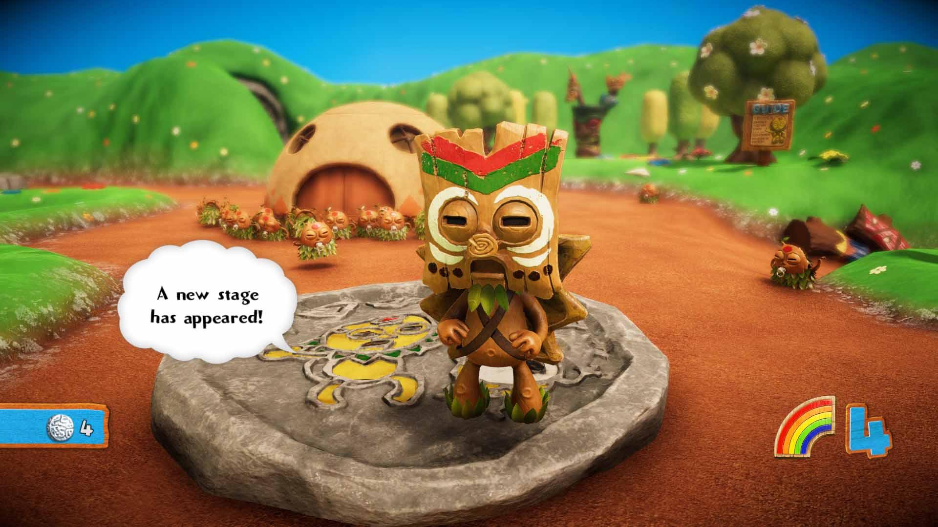 PixelJunk Monsters 2 Update - Spike Chunsoft